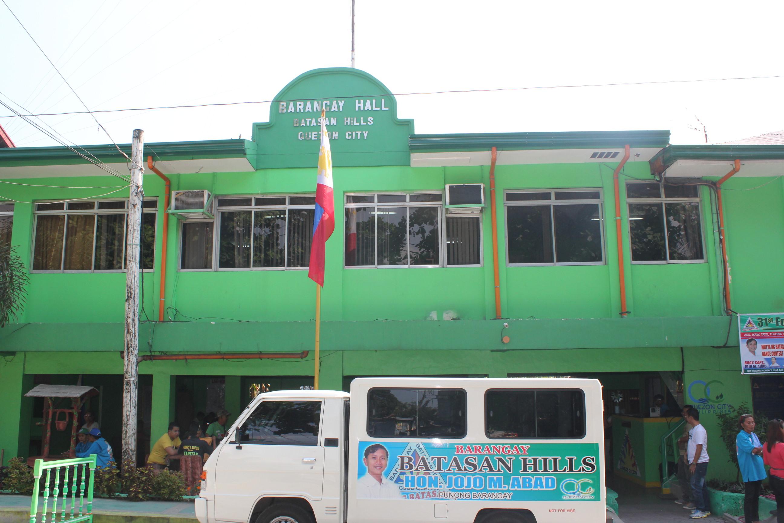 Barangay-Batasan-Hiils-Hall